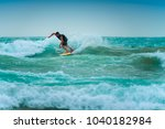 phuket  thailand  june 3  ... | Shutterstock . vector #1040182984
