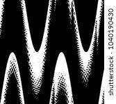 black and white grunge stripe... | Shutterstock .eps vector #1040190430