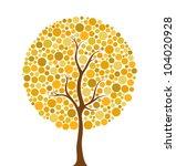 vector illustration of... | Shutterstock .eps vector #104020928