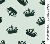 minimal pattern background ...   Shutterstock .eps vector #1040228908