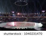 pyeongchang  south korea  ... | Shutterstock . vector #1040231470