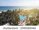 sousse  tunisia   august 24 ... | Shutterstock . vector #1040283466