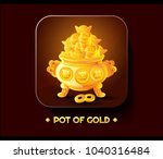 pot of gold gold coins game...