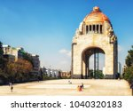 mexico city  mexico   february... | Shutterstock . vector #1040320183