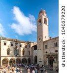 dubrovnik  croatia   september...   Shutterstock . vector #1040379220