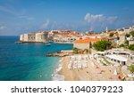 dubrovnik  croatia   september...   Shutterstock . vector #1040379223