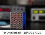 example of metamaterials in... | Shutterstock . vector #1040387128