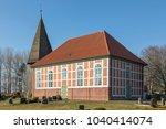 steinau  germany   march 3 ... | Shutterstock . vector #1040414074