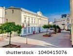 wagrowiec  greater poland... | Shutterstock . vector #1040415076