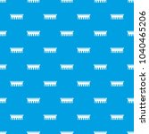bridge pattern repeat seamless... | Shutterstock . vector #1040465206