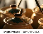 close up of tradition condiment ... | Shutterstock . vector #1040492266