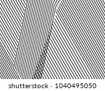 modern pattern with lines...   Shutterstock .eps vector #1040495050