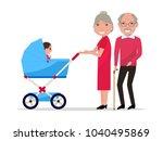 vector illustration of cartoon...   Shutterstock .eps vector #1040495869