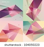 abstract background | Shutterstock .eps vector #104050223