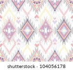 abstract geometric seamless... | Shutterstock .eps vector #104056178