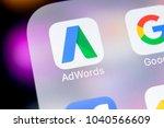sankt petersburg  russia  march ...   Shutterstock . vector #1040566609