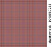tartan traditional checkered... | Shutterstock .eps vector #1040587288