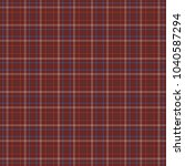tartan traditional checkered... | Shutterstock .eps vector #1040587294