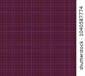 tartan traditional checker...c... | Shutterstock .eps vector #1040587774