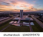 bras lia  df  brazil   03 06...   Shutterstock . vector #1040595970
