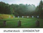 morning  gun shooting range ...