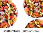assortment of fruits | Shutterstock . vector #1040640268