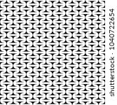 seamless pattern with tiles... | Shutterstock .eps vector #1040722654
