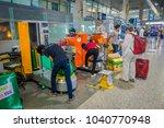 krabi  thailand   february 19 ... | Shutterstock . vector #1040770948