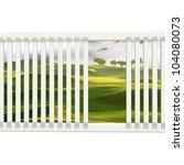 Beautiful Windows   Nice Golf...
