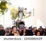 nerja  spain   february 11 ...   Shutterstock . vector #1040880439