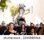 nerja  spain   february 11 ...   Shutterstock . vector #1040880466