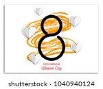 elegant luxury international... | Shutterstock .eps vector #1040940124