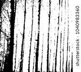 black and white grunge stripe... | Shutterstock . vector #1040983360