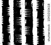 black and white grunge stripe... | Shutterstock .eps vector #1041010618