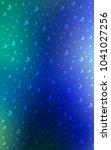light blue  green vertical... | Shutterstock . vector #1041027256