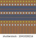 asian traditional art design... | Shutterstock .eps vector #1041028216