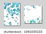 light bluevector cover for...   Shutterstock .eps vector #1041035233