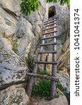 old hermitage dionysius in... | Shutterstock . vector #1041041374