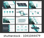 blue bundle presentation... | Shutterstock .eps vector #1041044479