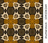 art vintage damask seamless... | Shutterstock . vector #104106164