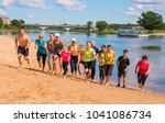 jelgava  latvia 15 2017  a... | Shutterstock . vector #1041086734
