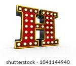 high quality 3d illustration of ... | Shutterstock . vector #1041144940