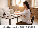 business everywhere. pretty... | Shutterstock . vector #1041156823