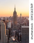 New York City   Usa. View To...