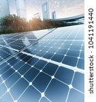 ecological energy renewable... | Shutterstock . vector #1041191440