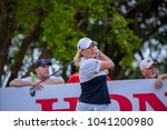 cristie kerr from usa golf... | Shutterstock . vector #1041200980