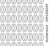 seamless geometric ornamental...   Shutterstock .eps vector #1041206269