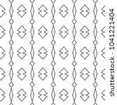 seamless vector pattern in... | Shutterstock .eps vector #1041221404