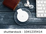 stylish and elegant composition ... | Shutterstock . vector #1041235414