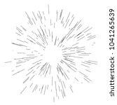 sun burst  star burst sunshine. ...   Shutterstock .eps vector #1041265639